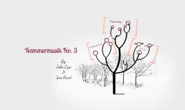 Kammermusik No. 3