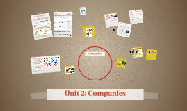 Unit 2: Companies