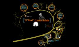 """""""El Túnel"""" Ernesto Sabato"""