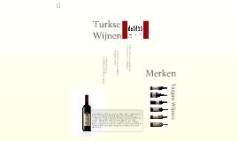 Turkse Wijnen