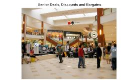 Senior Deals and Discounts