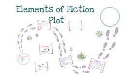 Elements of Fiction: Plot
