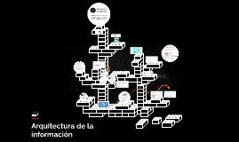 Arquitectura de la información INTRO