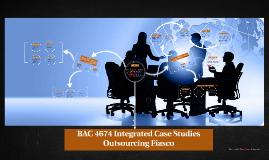 Outsourcing Fiasco