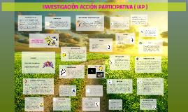 Copy of INVESTIGACIÓN ACCIÓN PARTICIPATIVA ( IAP )