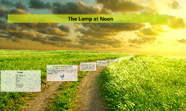 Copy of The Lamp at Noon