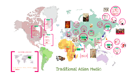 Traditional Asian Music