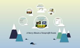 A Story About a Nonprofit Scam