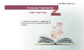 Economía Empresarial