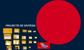 Projecte de sintesi