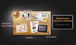 Organização Formal e Informal