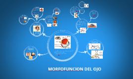 MORFOFUNCION DEL OJO