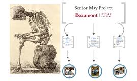 Senior May Project Beaumont Orthopedics 2013