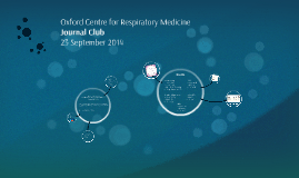 OUH OCRM Journal Club