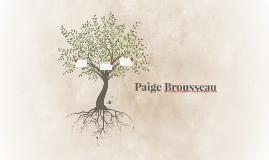 Paige Brousseau