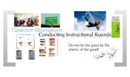 Copy of Conducting Instructional Rounds