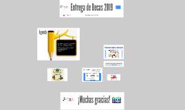 Entrega de Becas 2018