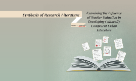 Synthesis of Research Literature