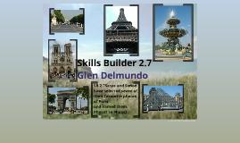 Skills Builder 2.7