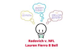 Radovich v. NFL