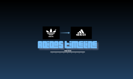 Copy of Adidas History Timeline