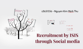 Copy of Copy of Recruitment by ISIS through social media