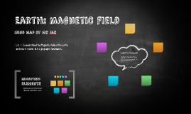 Earth: magnetic field