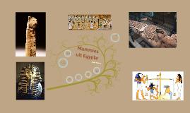Mummies uit Egypte