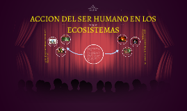 Copy of ACCION DEL SER HUMANO EN LOS ECOSISTEMAS