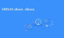 OH SAS 18001 /18002