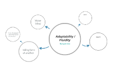 Adaptability / Fluidity