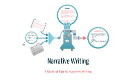 Copy of Narrative Writing