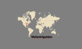 Mellankrigstiden Historia 1b