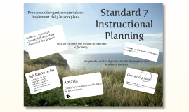 Copy of Standard 7