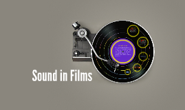 Copy of Sound in Films