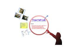 Free Fall Lab