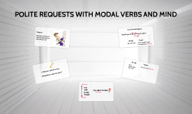 Copy of POLITE REQUESTS WITH MODAL VERBS AND MIND (B10)