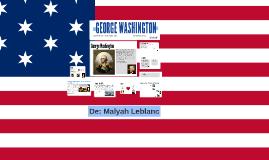 Copy of GEORGE WASHINGTON