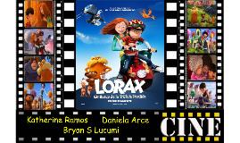 El Lorax: Película