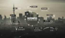 Business Overview - Prezi Template