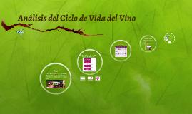 Copy of Análisis del Ciclo de Vida del Vino