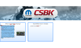 What is Superbike Racing?