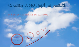 Cruzan v. MO Dept. of Health