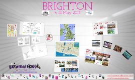 BRIGHTON Study Trip 2013