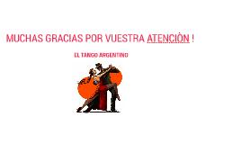 EL TANGO ARGENTINO