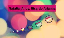 Natalia, Andy, Ricardo,Arianna