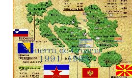 Copy of Guerra de Croacia