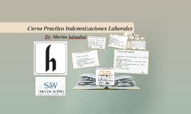 Curso Practico Indemnizaciones Laborales