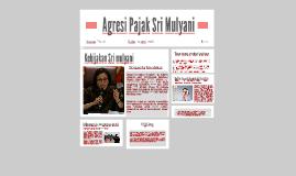 Agresi Pajak Sri Mulyani