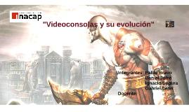 Videoconsolas y su evolucion